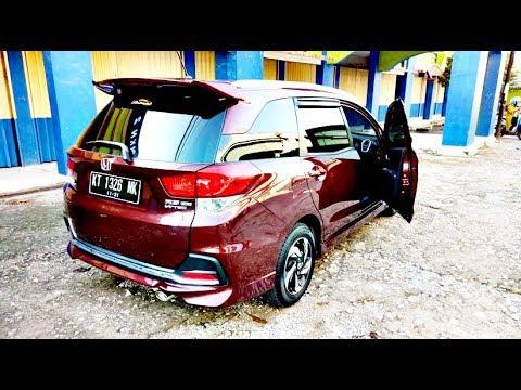 Dijual Mobil Honda Mobilio Rs 2015 Matic Merah Samarinda Hp Wa