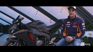 Honda Racing TV - Episode 8 - Marc Marquez