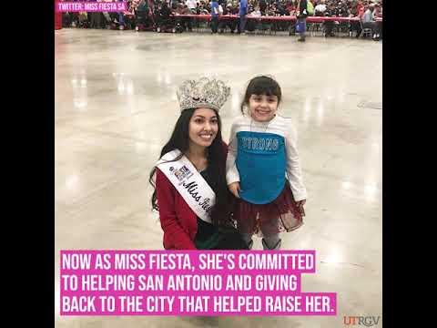The Newsroom - UTRGV alumna begins reign as Miss Fiesta San
