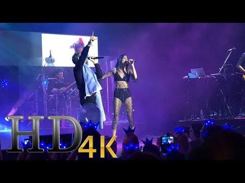 David Bisbal ~ Todo Es Posible Ft. Tini Stoessel (Luna Park, Argentina) (Live) 2017 HD 4K