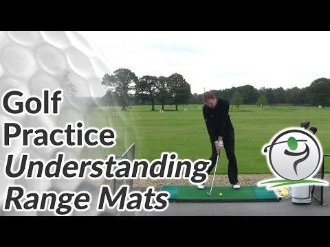 Understanding Golf Practice Range Mats