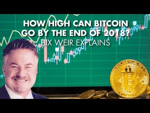 How High Can Bitcoin Go By The End Of 2018? Bix Weir Explains