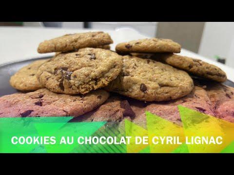 cookies-aux-pépites-de-chocolat-de-cyril-lignac