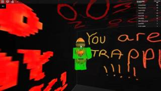 como salir de la trampa de Survive and Kill the Killers in Area 51 !!! en roblox
