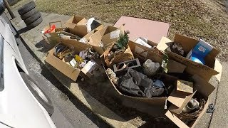 GARBAGE Picking and Auction Hauls - Junk is Money Too!