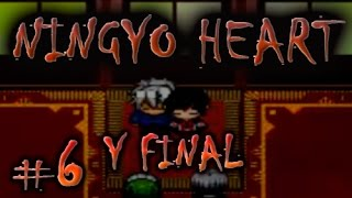 Ningyo Heart - Pt.6 y Final - Un amor que ha llegado demasiado lejos (Todos los finales)