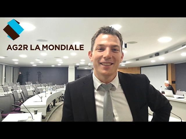TÉMOIGNAGE - Garry ACHARD - AG2R LA MONDIALE