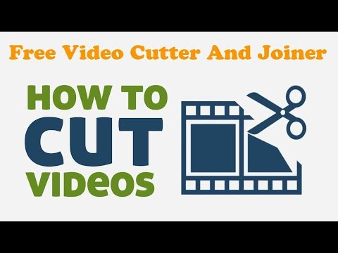 How To Cut Any Video With Free Video Cutter & Joiner