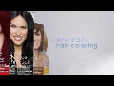 Avon Advance Techniques Professional Hair Color Part One: An ...