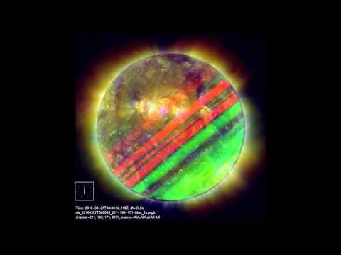 2010 SOLAR SNAPSHOTS - PART 3 (THE SUN)