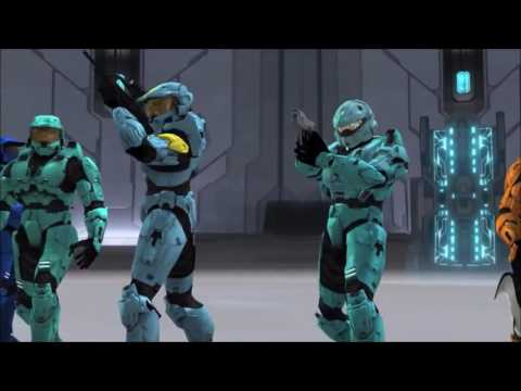 Red Vs Blue Nightcore Can't Hold Us