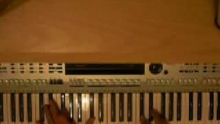 Rihanna Rehab piano tutorial