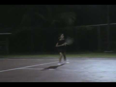 CHELSEA IN MOTION / Tennis / Practice / Isabela Menzi Tennis Club / (trainor: Rafael Enriquez)