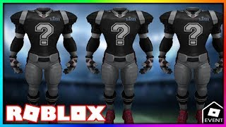 [LEAK] ROBLOX NEW NFL RTHRO EVENT 2019 | Leaks and Prediction