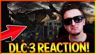 Black Ops 3 DLC 3 Zombies Trailer REACTION 'Gorod Krovi' - BO3 Descent DLC (NEW DLC 3 City Of Blood)