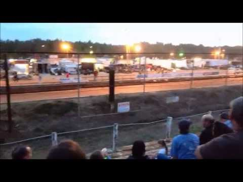 Sumter Speedway Sprint Car Wave 1 Race 1 5/17/14