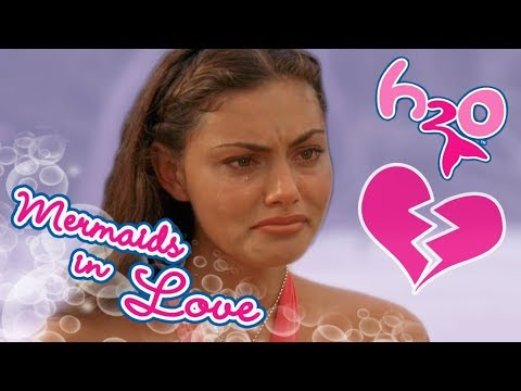 Lewis' Farewell To Cleo 💔  | Mermaids in Love | H2O: Just Add Water