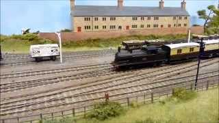Hope Under Dinmore by South Hants Model Railway Club at Expo EM North September 2014