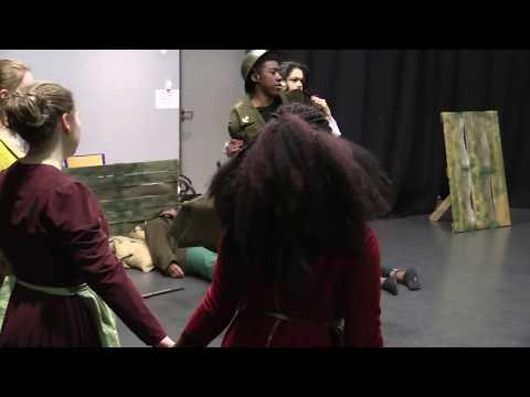 Chorégraphie Atelier Danse - Les Tirailleurs