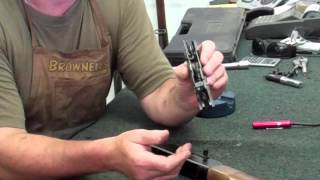 Gunsmithing Disassembly: Winchester 190 .22LR (Gunworks)