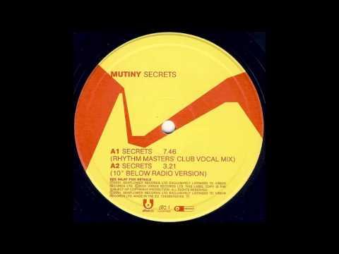 Mutiny - Secrets (Rhythm Masters' Club Vocal Mix) (2001 ...