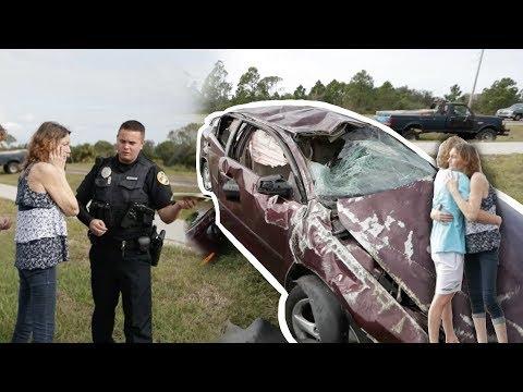 My Mom Flipped Her Car