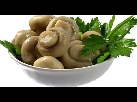 Приготовить грибы | Простой рецепт без стерилизации грибы  . Victoria S