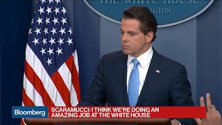 Scaramucci Doesn't See Issue With Business Conflicts