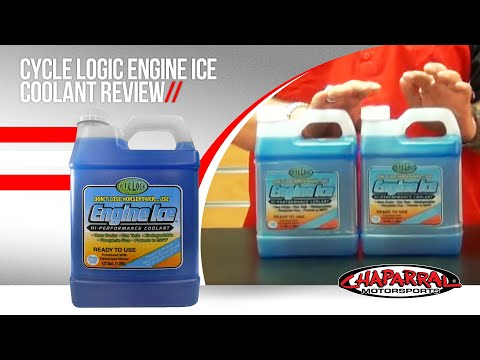 Cycle Logic Engine Ice Coolant Review - YouTube