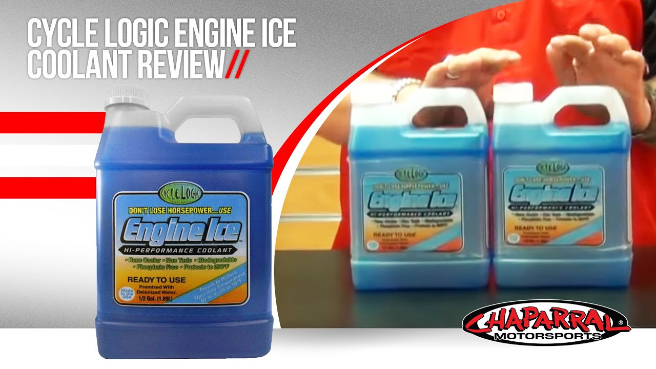 Cycle Logic Engine Ice Coolant Review