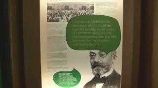 Esperanto Migration Museum Opening
