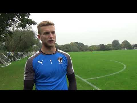 AFC Wimbledon keeper looks to stay at top of his game