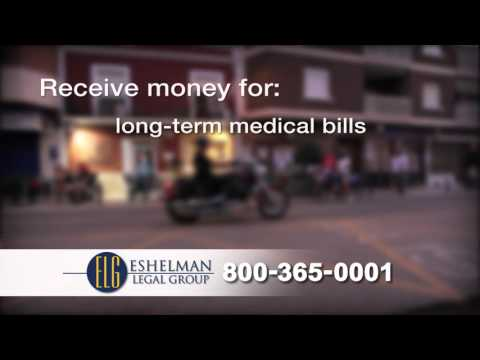 Motorcycle Accident Lawyers | 1-800-365-0001 | The Eshelman Legal Group