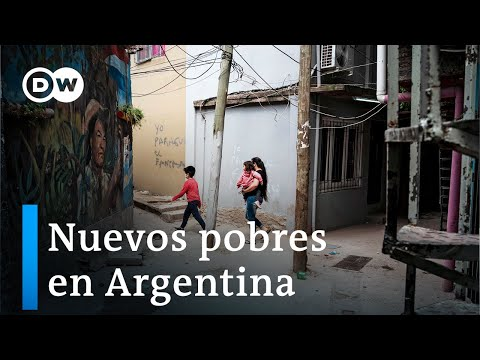 La Pobreza Trepó Casi Al 41% En Argentina