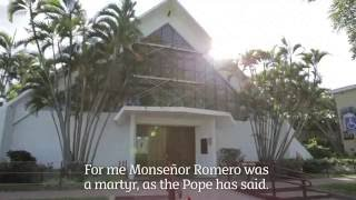CAFOD: Oscar Romero: A life for God and the poor
