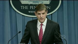 Video Pentagon Press Secretary Briefs Reporters download MP3, 3GP, MP4, WEBM, AVI, FLV Juli 2018