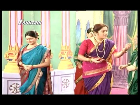 Ghevun Ya Pankha | Sangeet Sharda संगीत शारदा | Superhit Marathi Sangeet Natak Songs