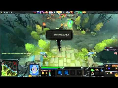 46 GameR Dota 2 playing Lion Win game