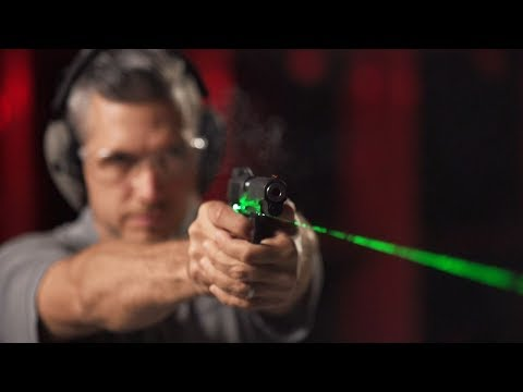 Sighting in your Crimson Trace Master Series Lasergrips: Guns & Gear| S9 E6