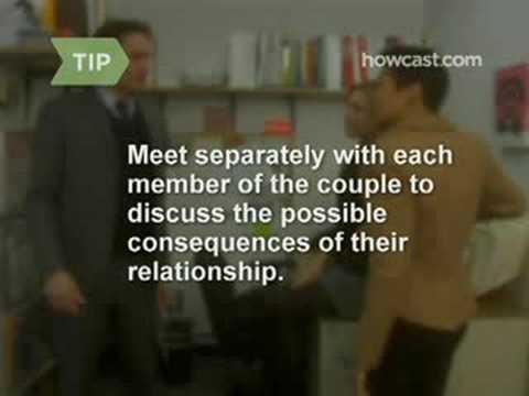 How To Handle Employee Office Romances