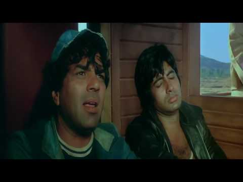 Sholay Full HD Movie 1975, Amitabh Bachchan, Dharmendra, sho