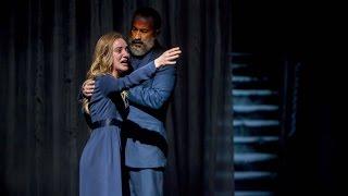 Ángela Cremonte es Ofelia en el Hamlet de Miguel del Arco