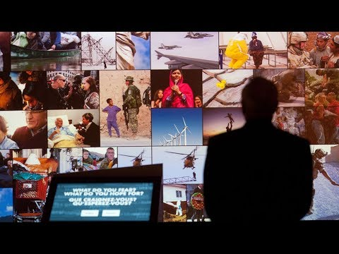 Gallery 4: From the Cold War to the Present (Interview with Andrew Burtch)