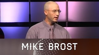 Permission to Speak: Walking Through the Valley - Mike Brost