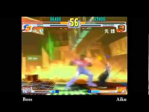SBO / Tougeki 2012 Final - [ Kuroda / Boss / MOV ] vs [ Aiku / Pierrot / Genki ]