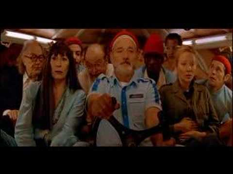"Wes Anderson's use of ""Staralfur"" by Sigur Ros in The Life Aquatic with Steve Zissou is beautiful"