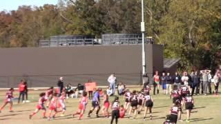 Clemson Women's Rugby V College of Charleston