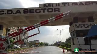 1.1 KANAL RESIDENTIAL PLOT FOR SALE IN BLOCK C B-17 MPCHS - MULTI GARDENS ISLAMABAD