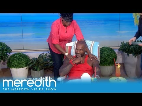 """Mystery Celebrity Getaway"" with Tyson Beckford! 
