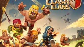 Clash of Clans - VIDEO - Guerre de Clan en Live réalisée par mes abonnés